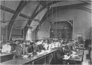 Biology Department, 1904